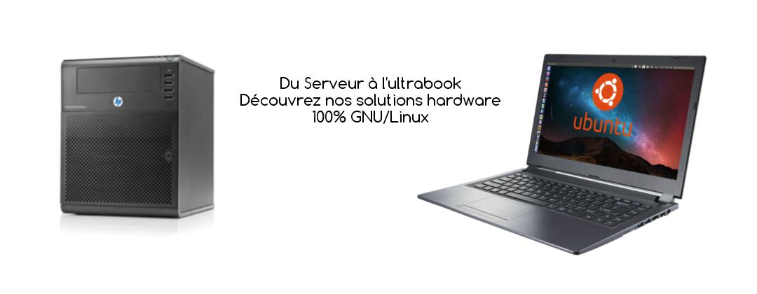 Nos solutions hardware